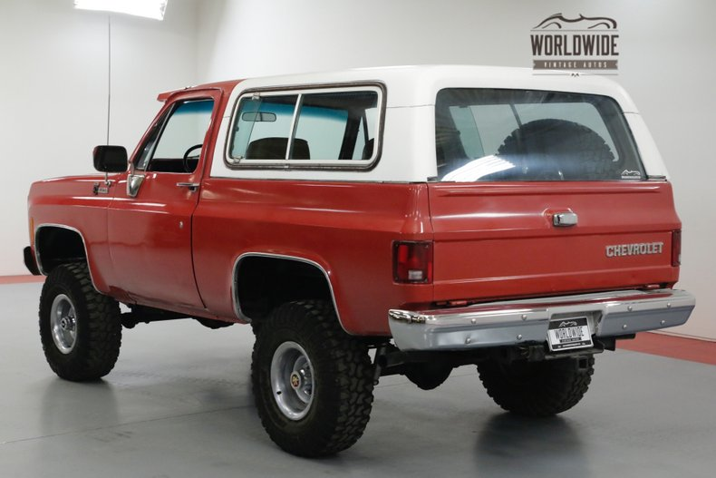 1978 Chevrolet Blazer for sale #143348 | Motorious