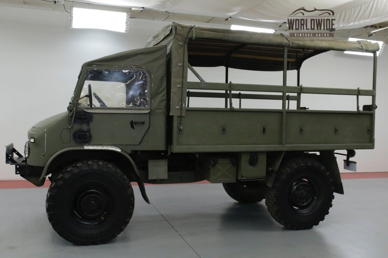 1962 Mercedes-Benz UNIMOG 404 for sale #143356 | Motorious