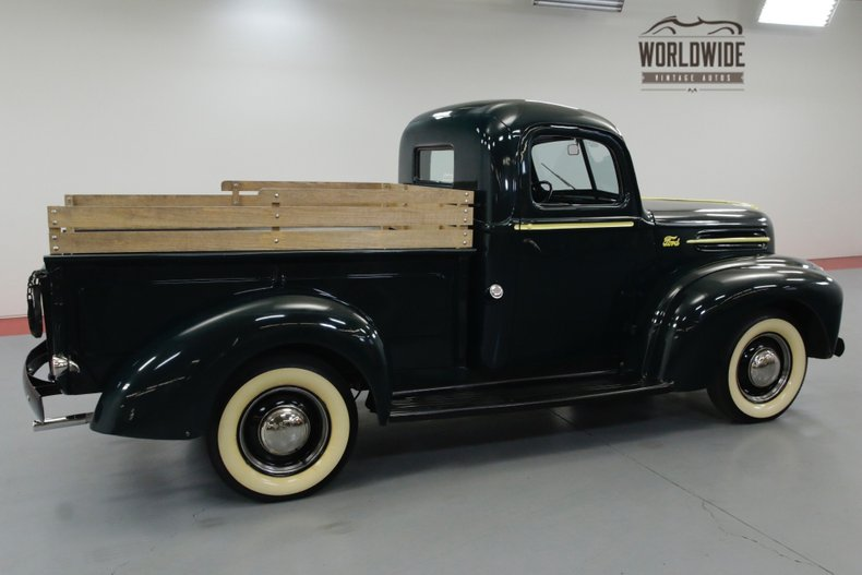 1946 ford truck parts ebay