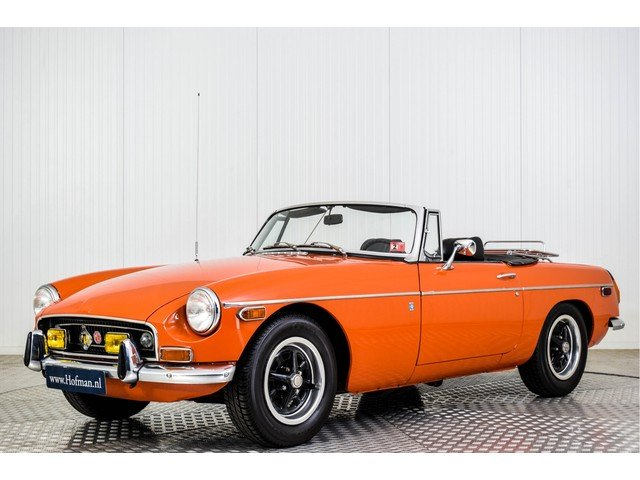 1974 MG B for sale #125498 | Motorious