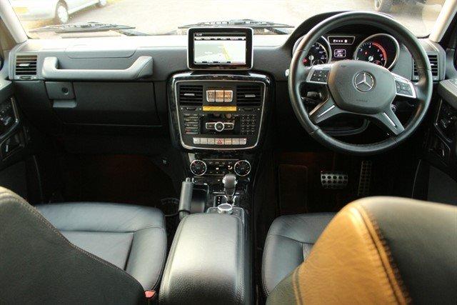 2013 (63) Mercedes G Class G350 BLUETEC G63 AMG BODY KIT for