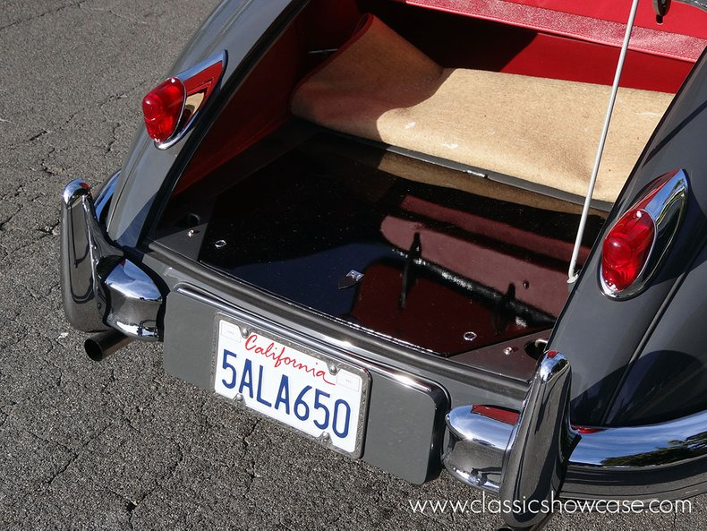1956 Jaguar XK-140 MC DHC for sale #144283 | Motorious