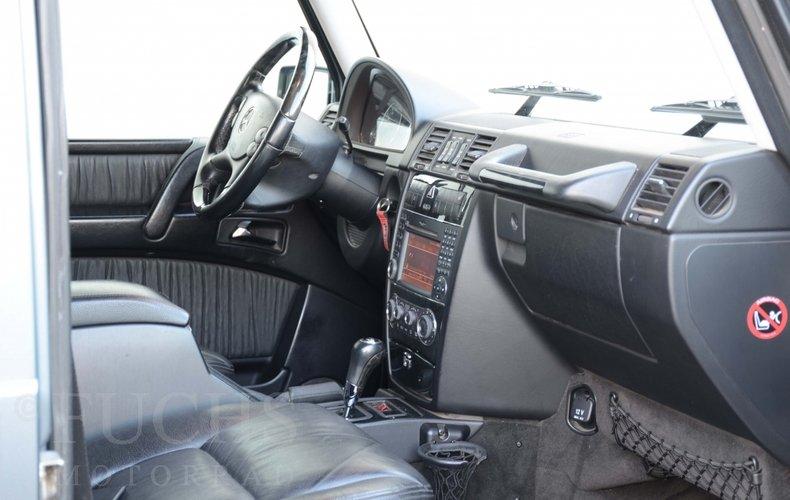 2009 Mercedes-Benz G 500 M273 E55 V8 NATURALLY ASPIRATED