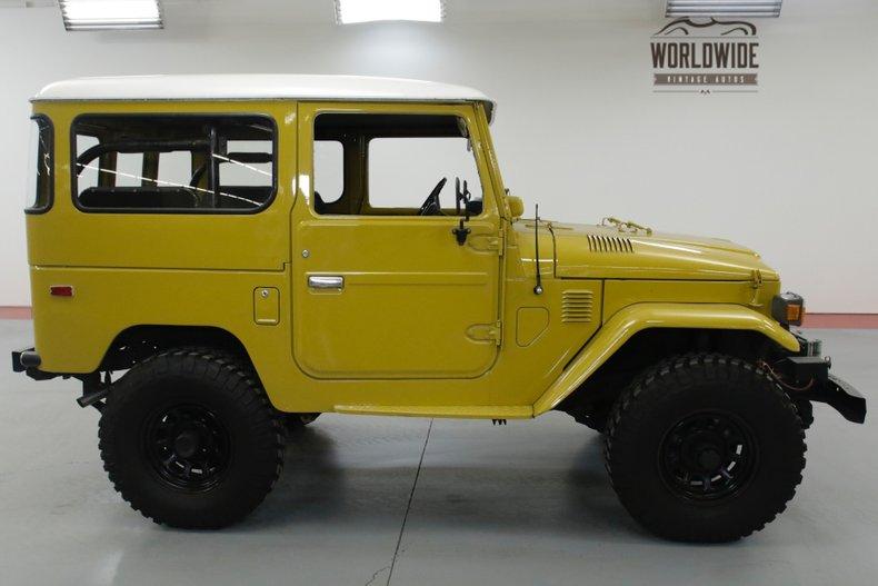 1976 Toyota FJ40 for sale #144386 | Motorious