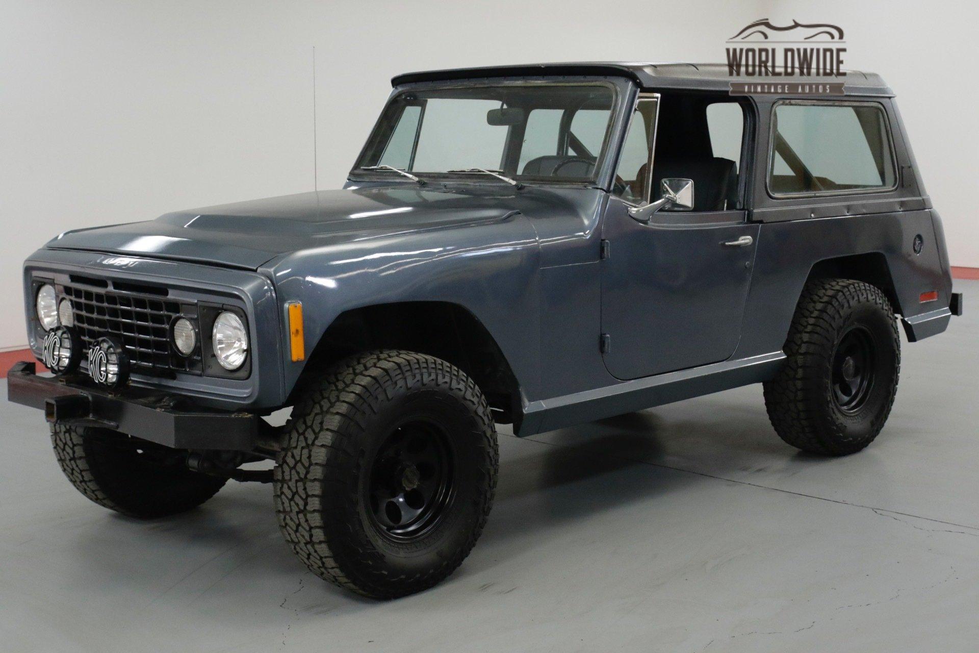 Jeep Commando For Sale >> 1973 Jeep Commando For Sale 144427 Motorious