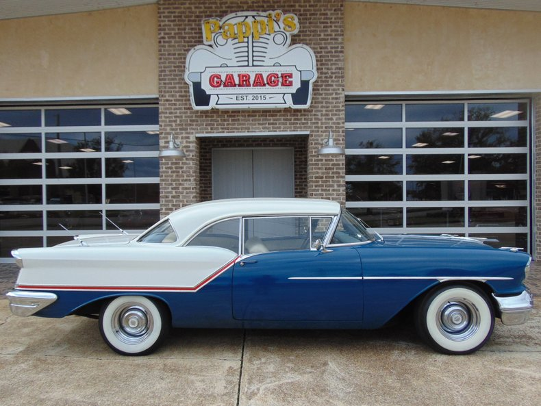 1957 oldsmobile 88 for sale #62317   motorious
