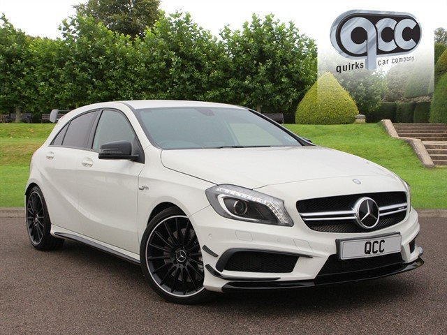 2015 (15) Mercedes A Class A45 AMG 4MATIC for sale #144773 | Motorious