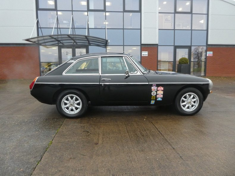 1977 MGB GT for sale #145201 | Motorious