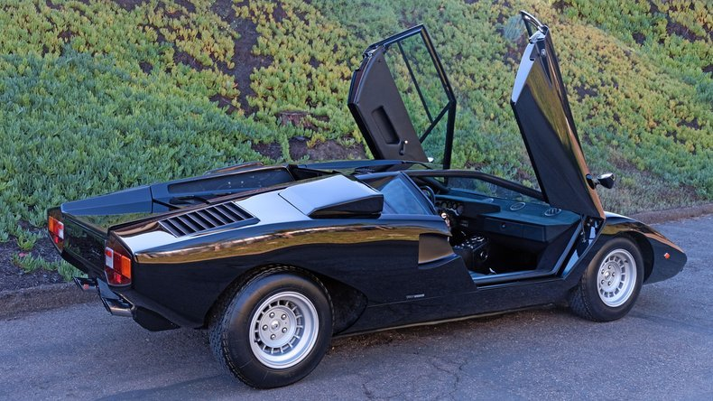 1976 Lamborghini Countach For Sale 145517 Motorious