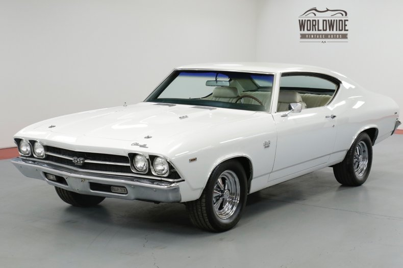 1969 Chevrolet Chevelle SS for sale #145525 | Motorious