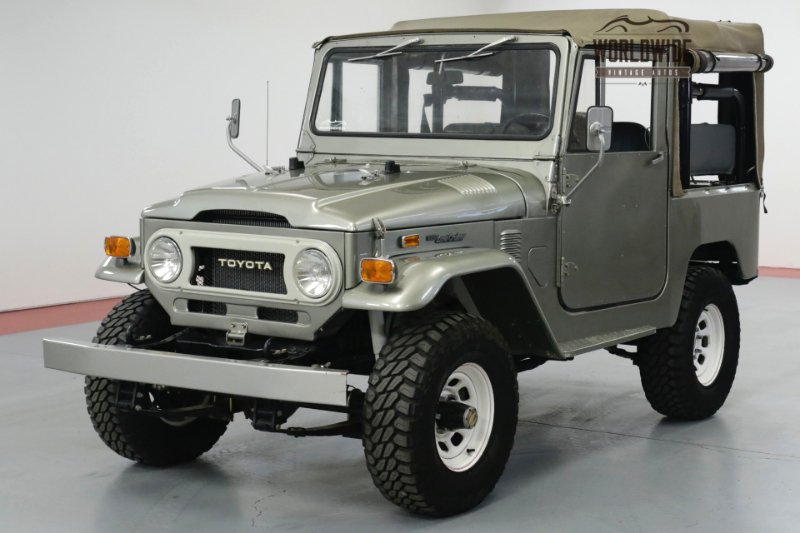 1974 Toyota Land Cruiser for sale #145526   Motorious