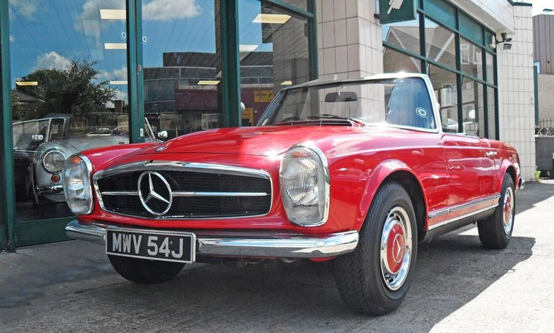 1971 Mercedes-Benz 280SL For Sale