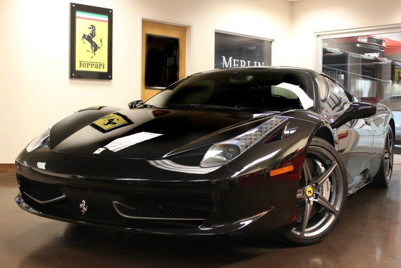 2012 Ferrari 458 For Sale