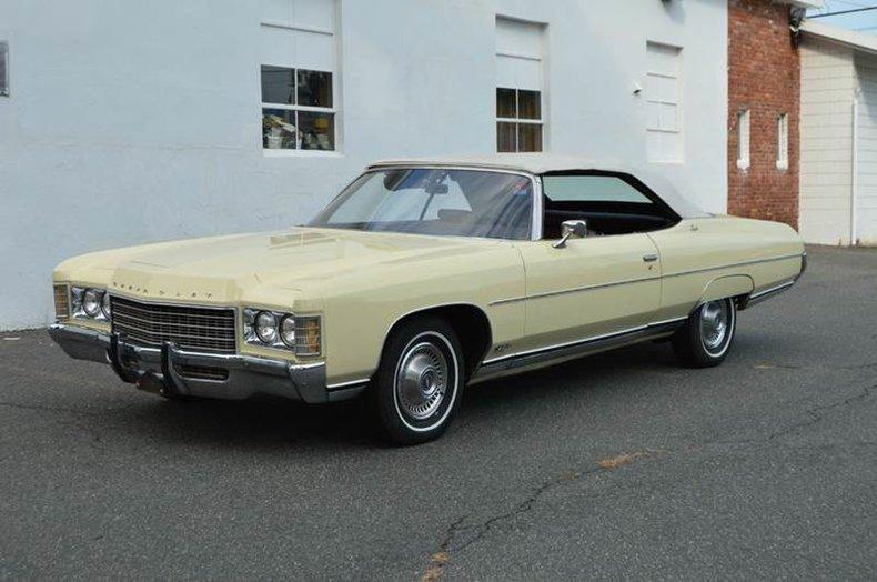 1971 chevrolet impala