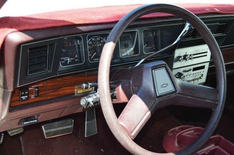 1986 Chevrolet Caprice | Mutual Enterprises Inc