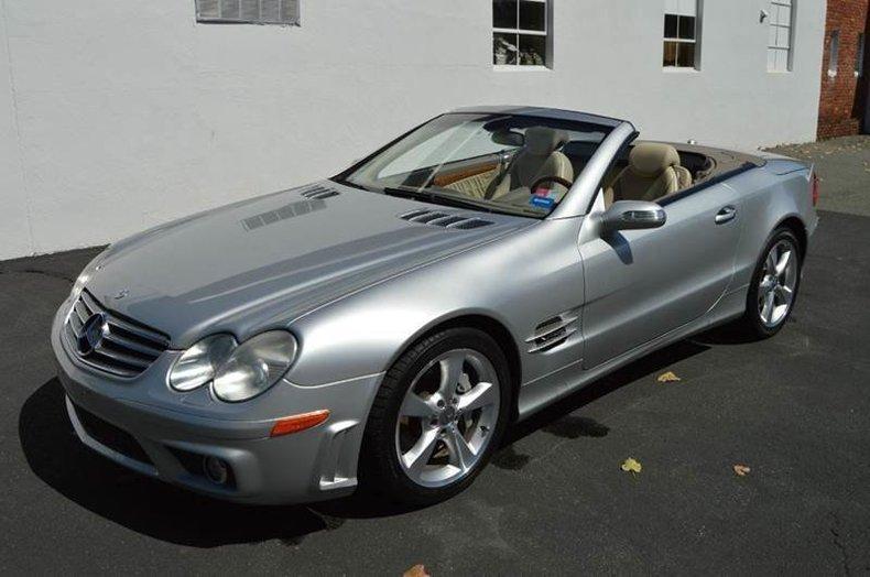 2004 mercedes benz sl class