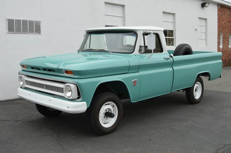 1964 chevrolet c k 1500 series