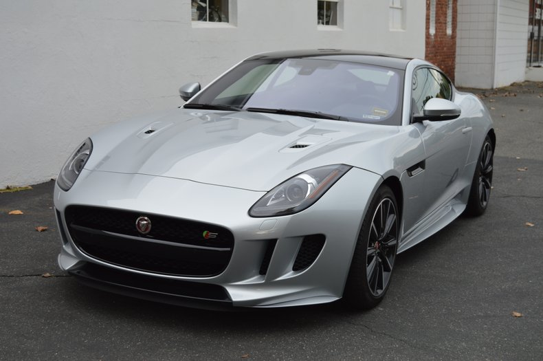 2017 Jaguar F Type S AWD