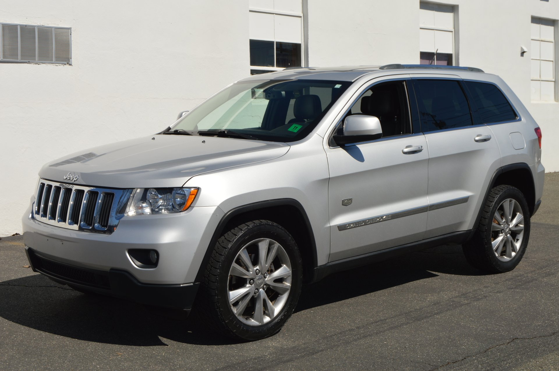 2011 jeep grand cherokee 70th anniversary edition