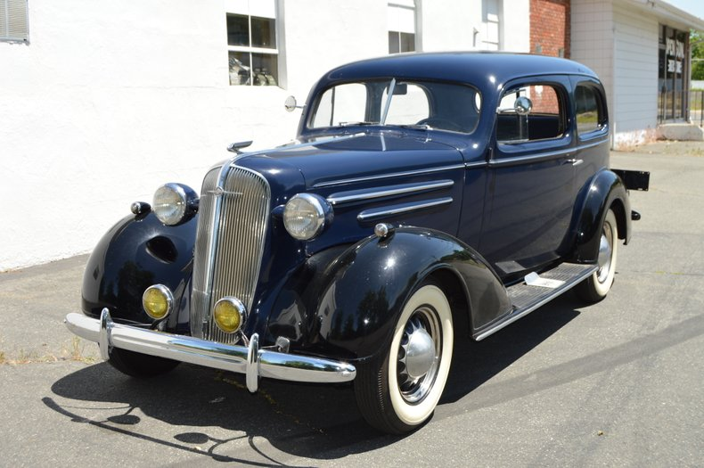 1936 Chevrolet Master DeLuxe For Sale
