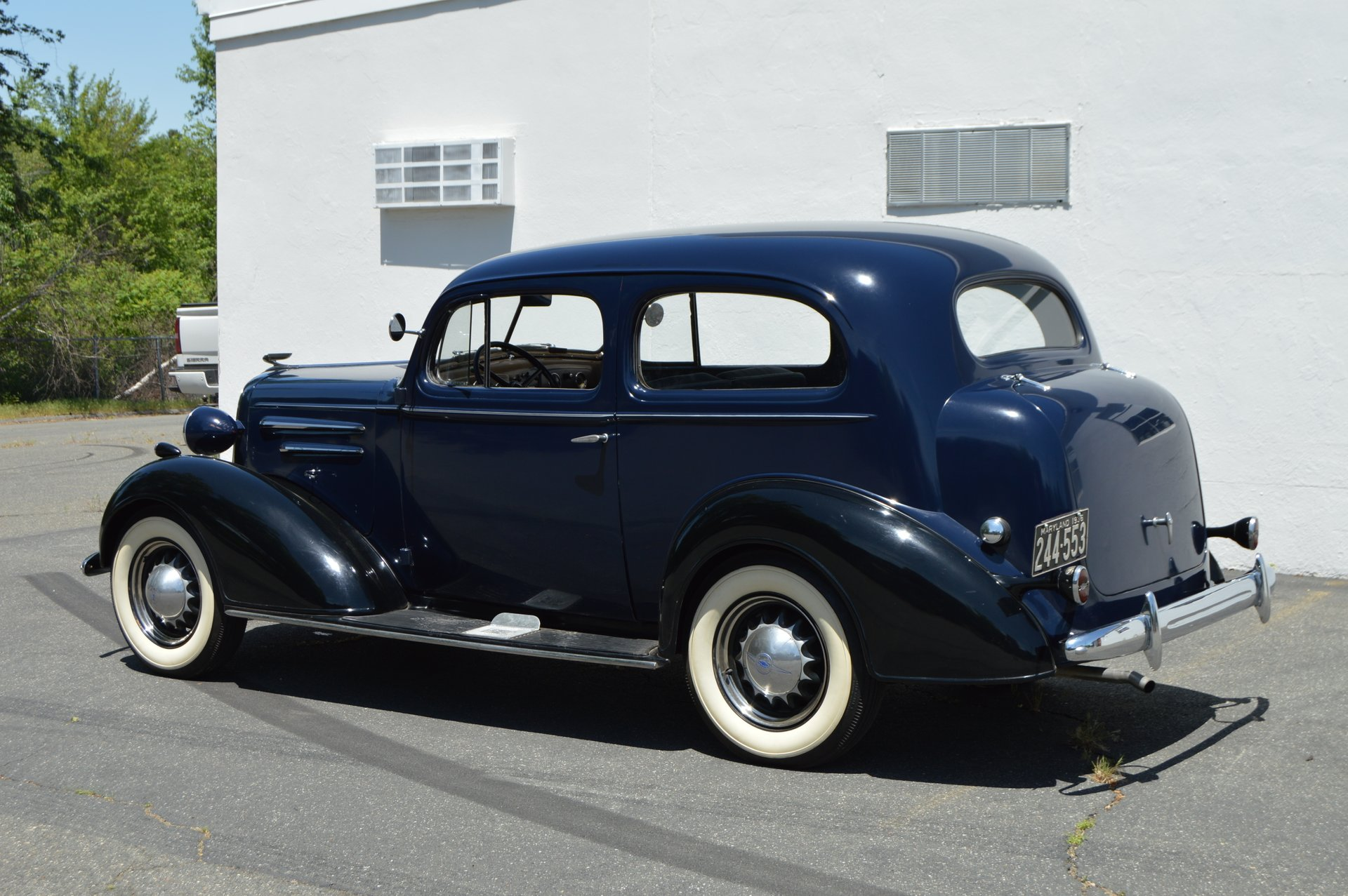 1936 Chevrolet Master DeLuxe for sale #91390 | MCG
