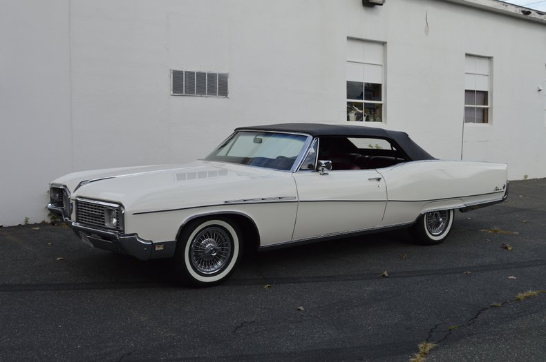 1968 Buick Electra 225 Convertible For Sale