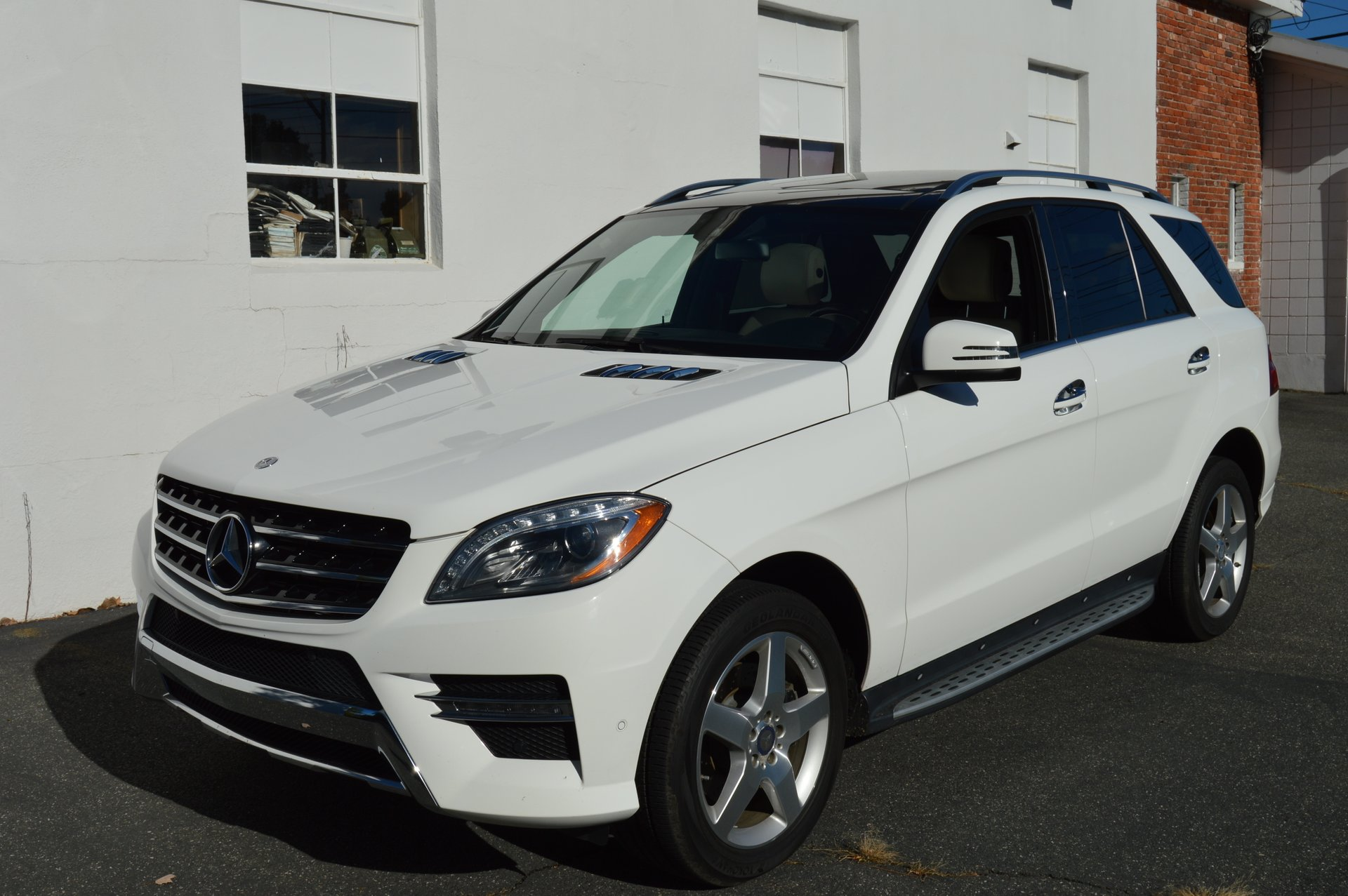 2014 mercedes benz ml350 bluetec