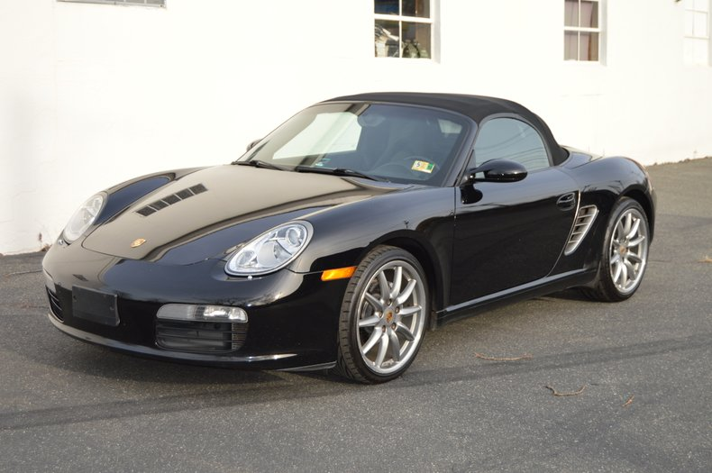 2007 Porsche Boxster For Sale