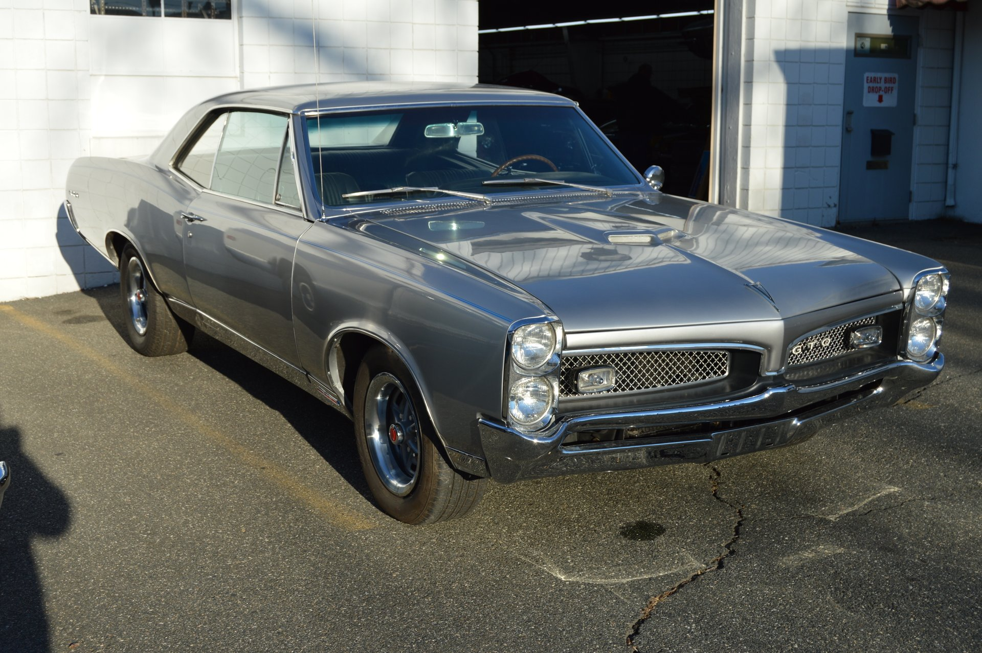 1967 Pontiac GTO | Mutual Enterprises Inc
