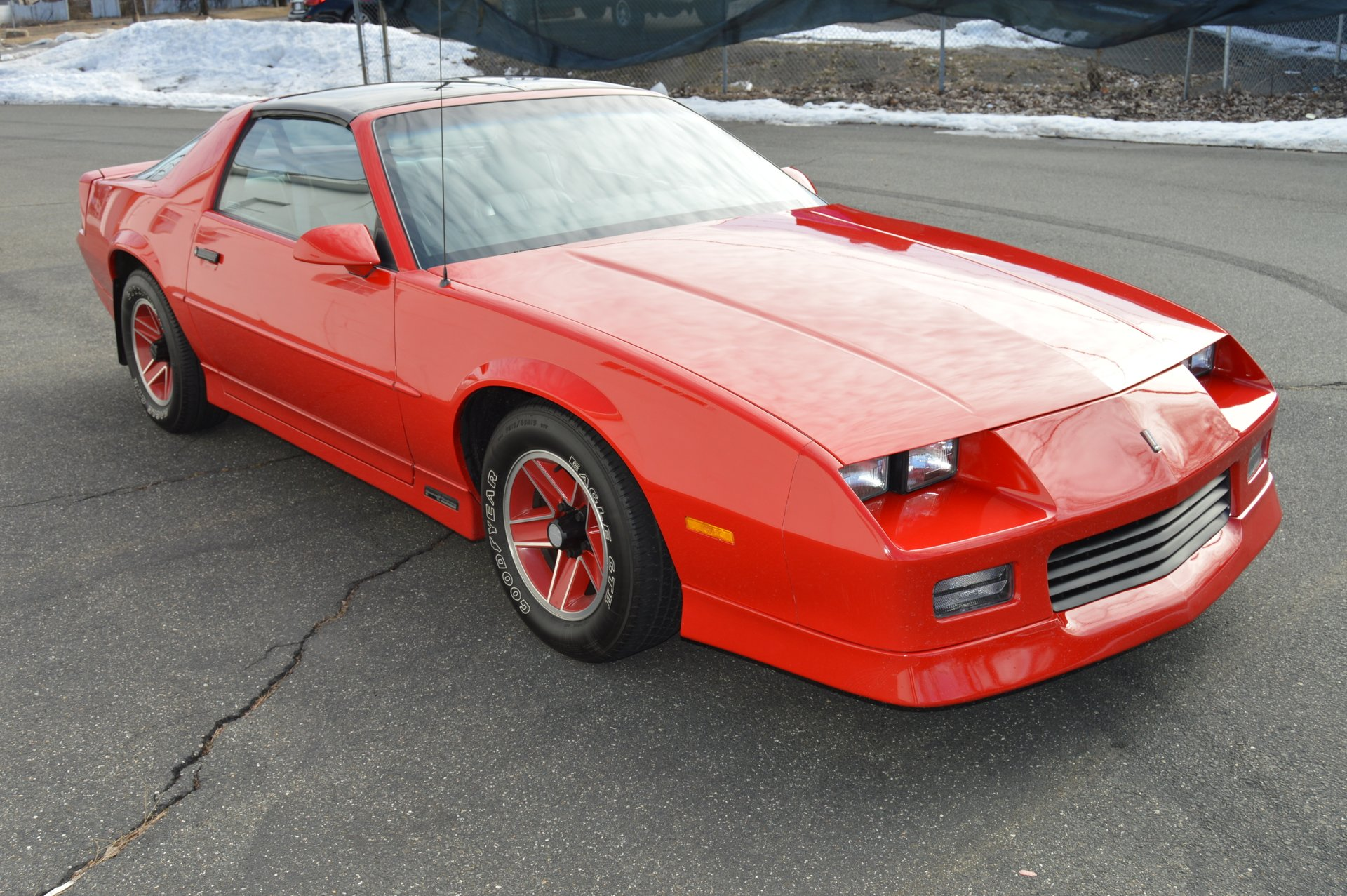 1989 Chevrolet Camaro RS   Mutual Enterprises Inc