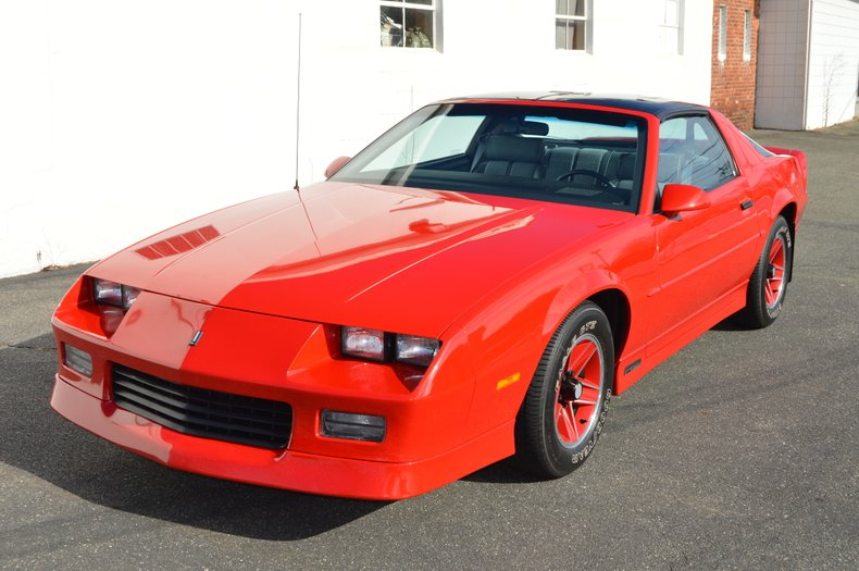 1989 chevrolet camaro rs