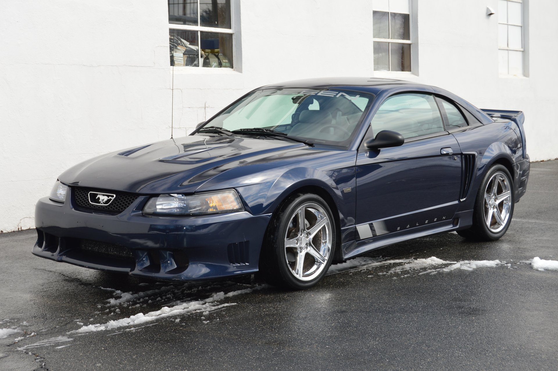 2002 ford mustang gt saleen s281