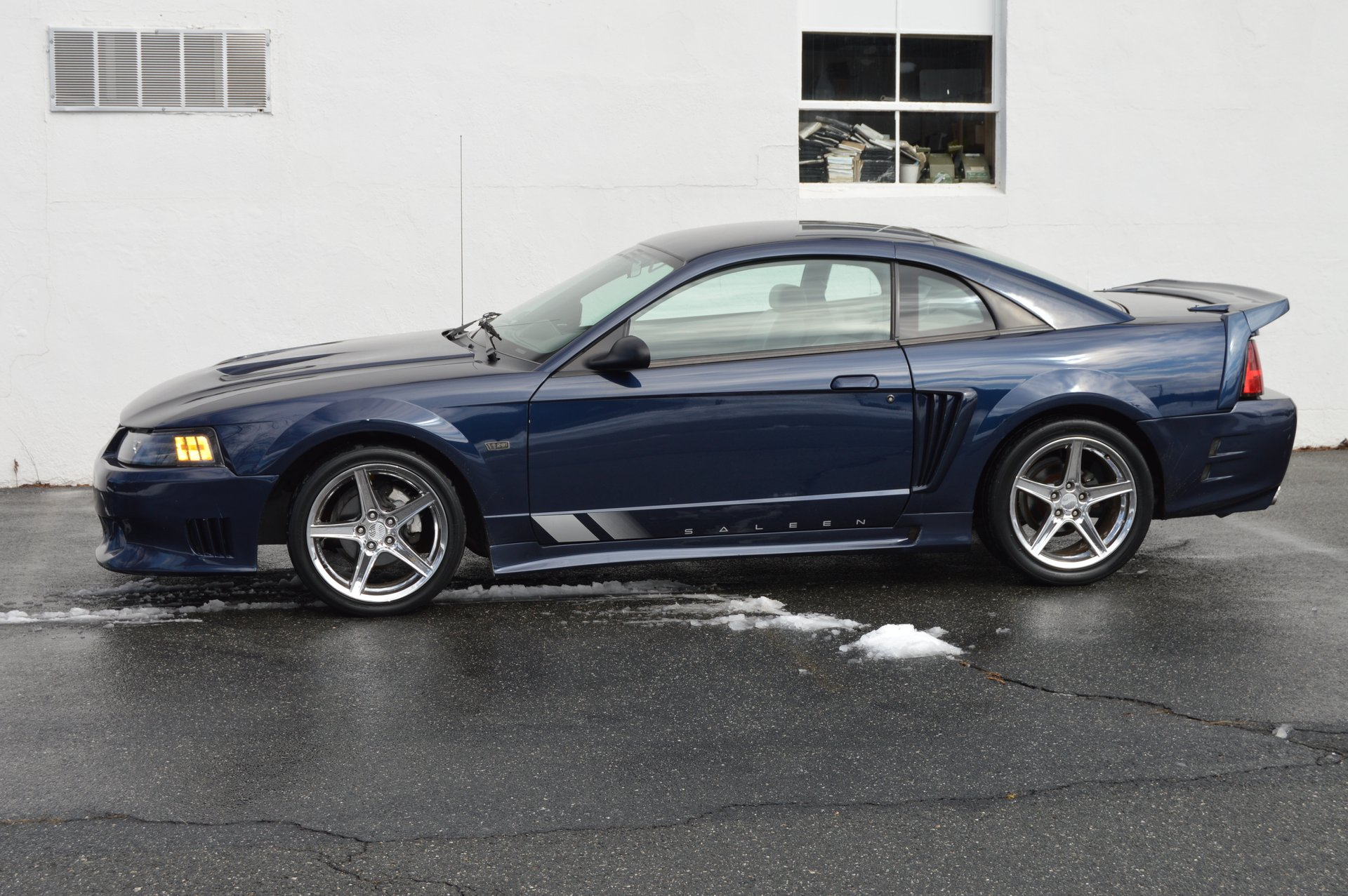 2002 ford mustang gt saleen s281 for sale 66733 motorious