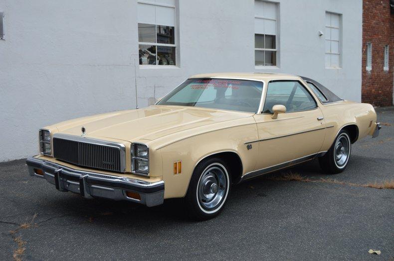 1977 Chevrolet Malibu For Sale