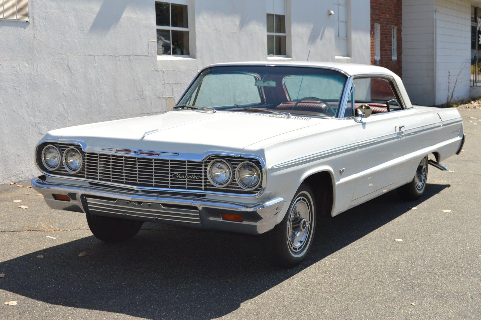 1964 chevrolet impala ss super sport