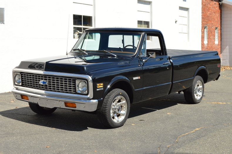 1972 Chevrolet C20 For Sale