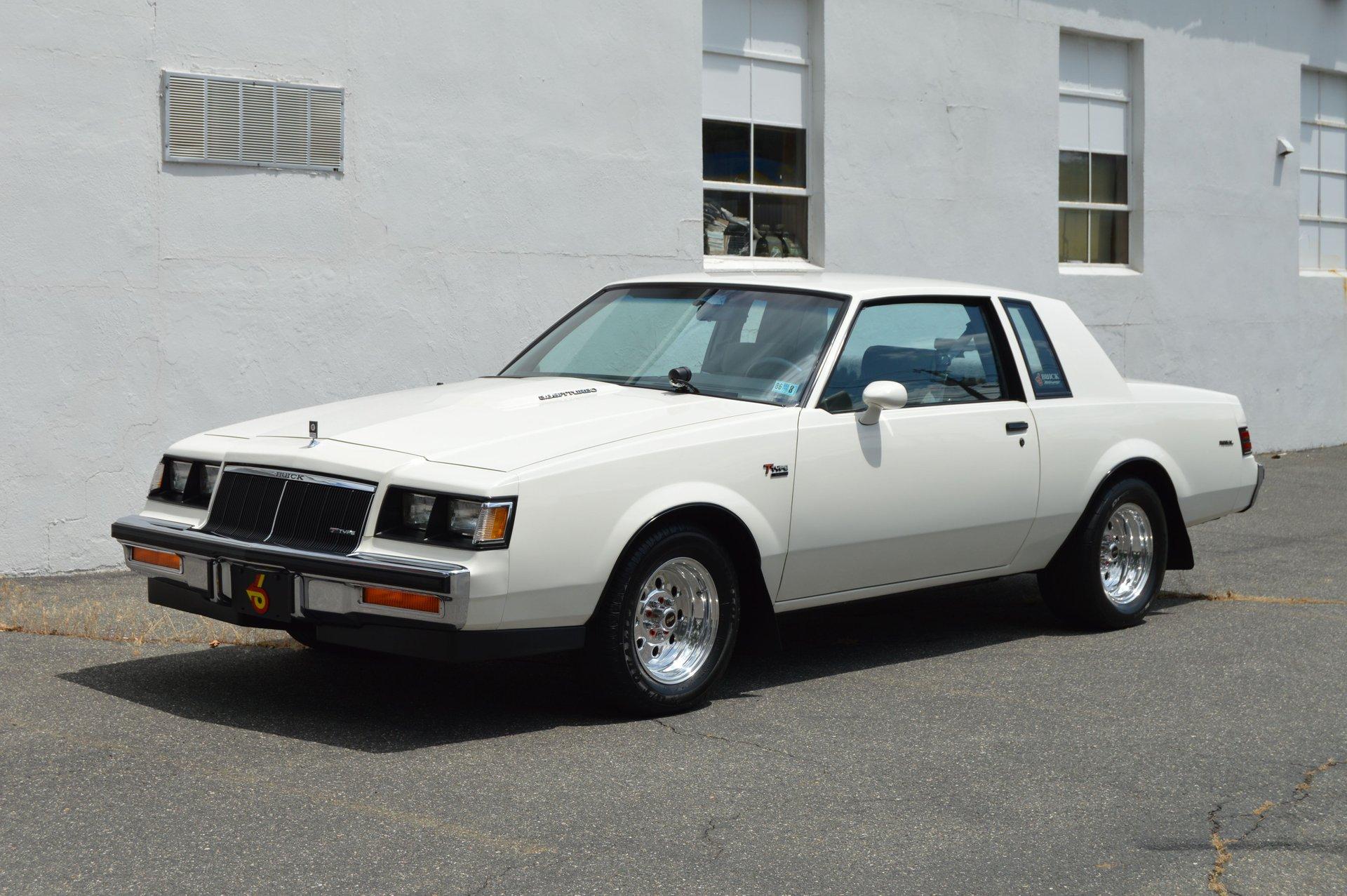 1986 buick t type