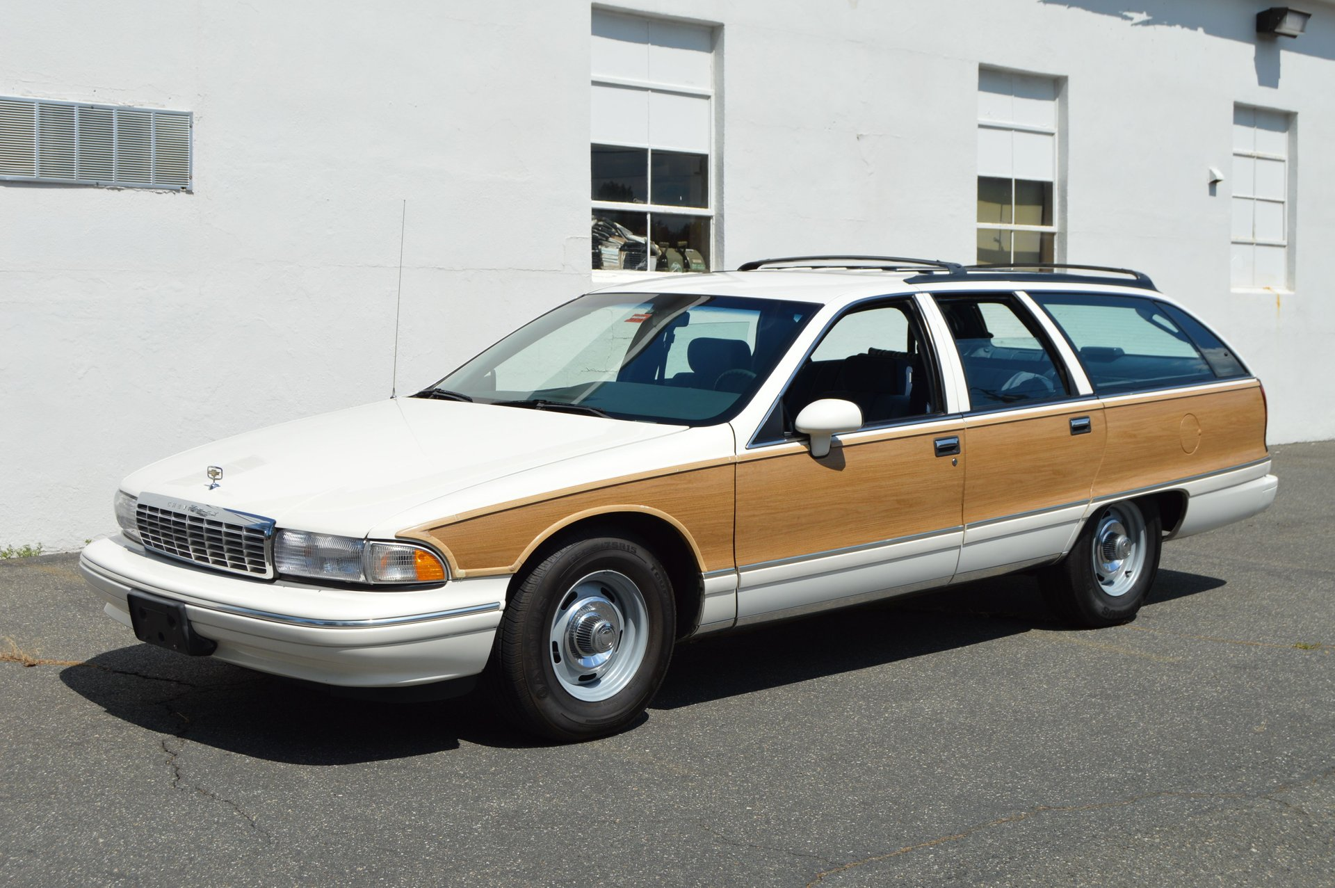 1993 chevrolet caprice estate wagon