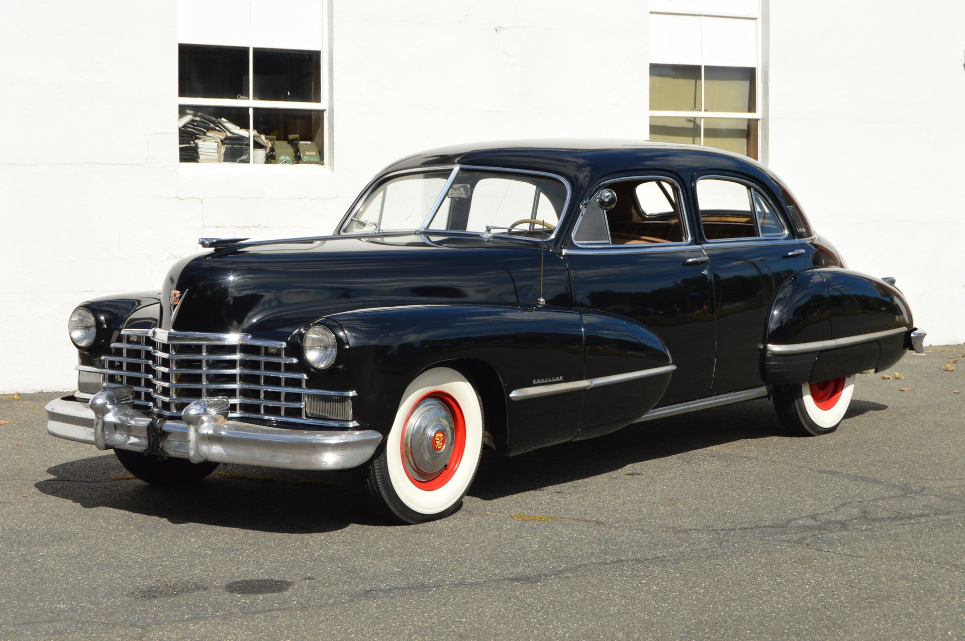 1946 cadillac fleetwood model 60