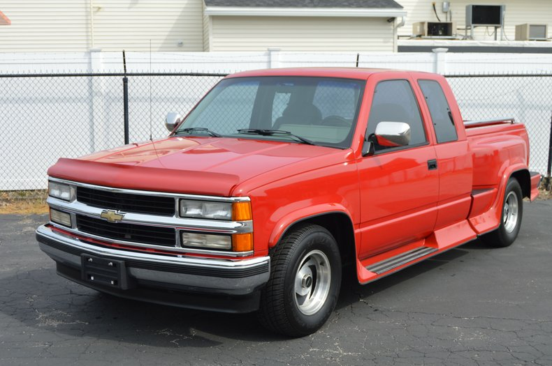 1994 chevrolet silverado 1500 extended cab step side