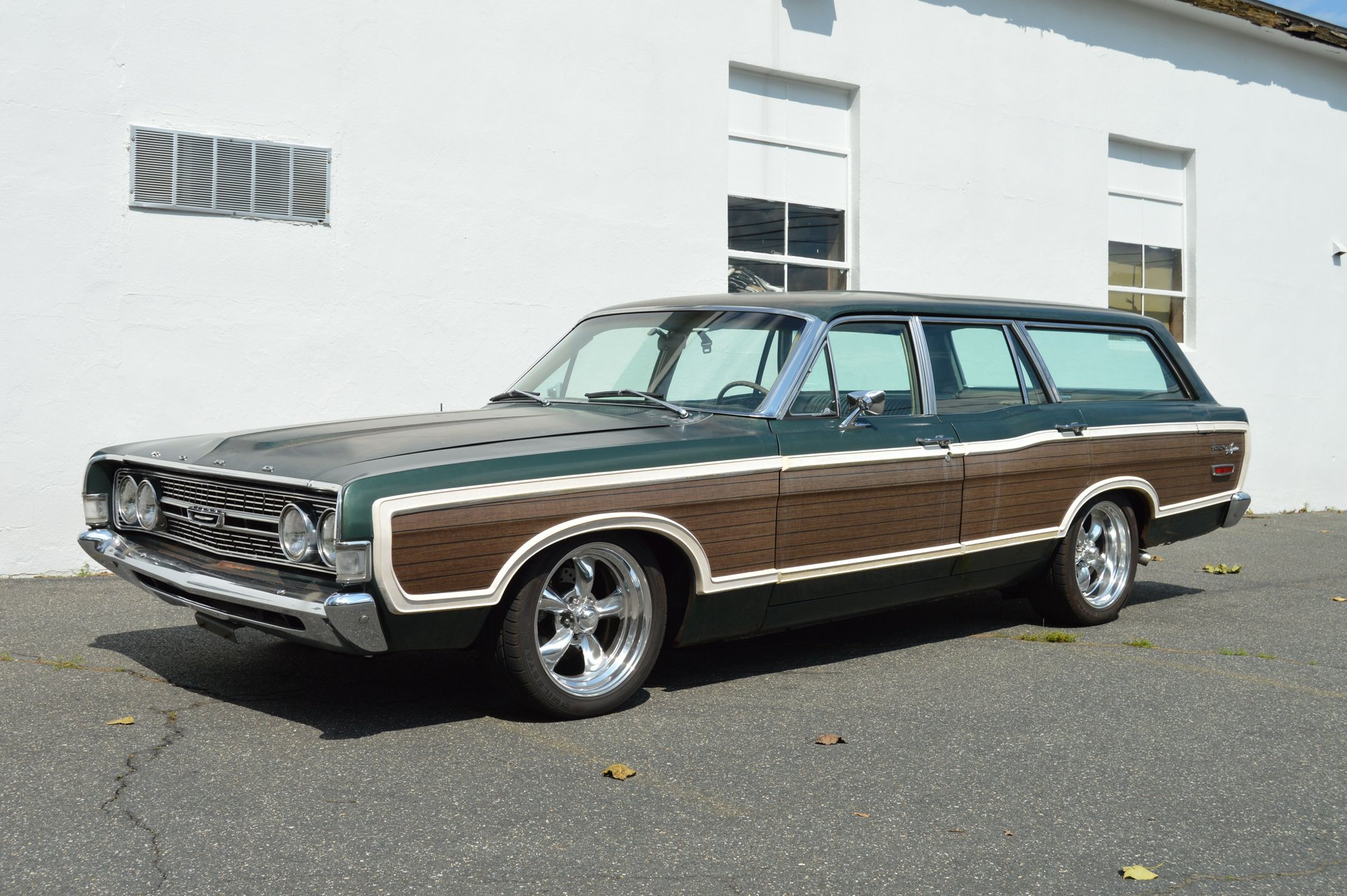 1968 ford torino squire