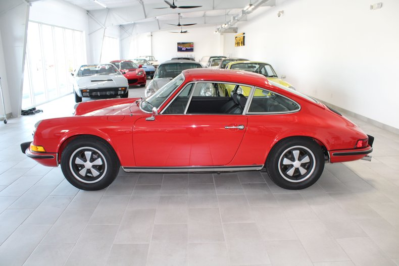 For Sale 1973 Porsche 911T ONE OWNER - ALL ORIGINAL
