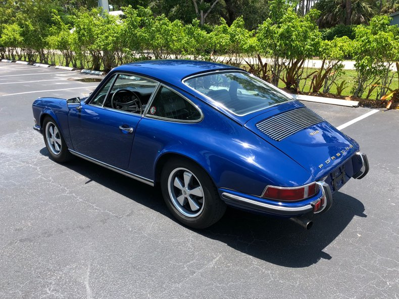 For Sale 1970 Porsche 911S California Salvage Title