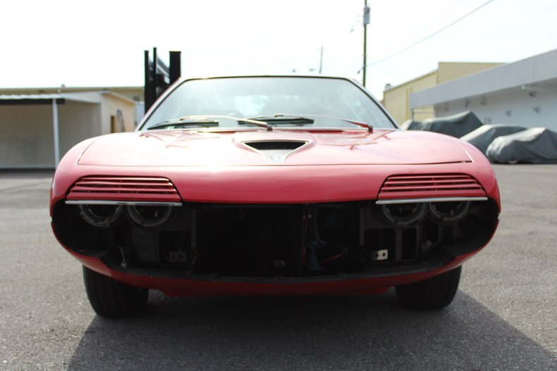 For Sale 1972 Alfa Romeo Montreal