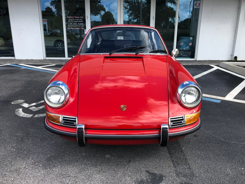 For Sale 1971 Porsche 911T ONE OWNER!