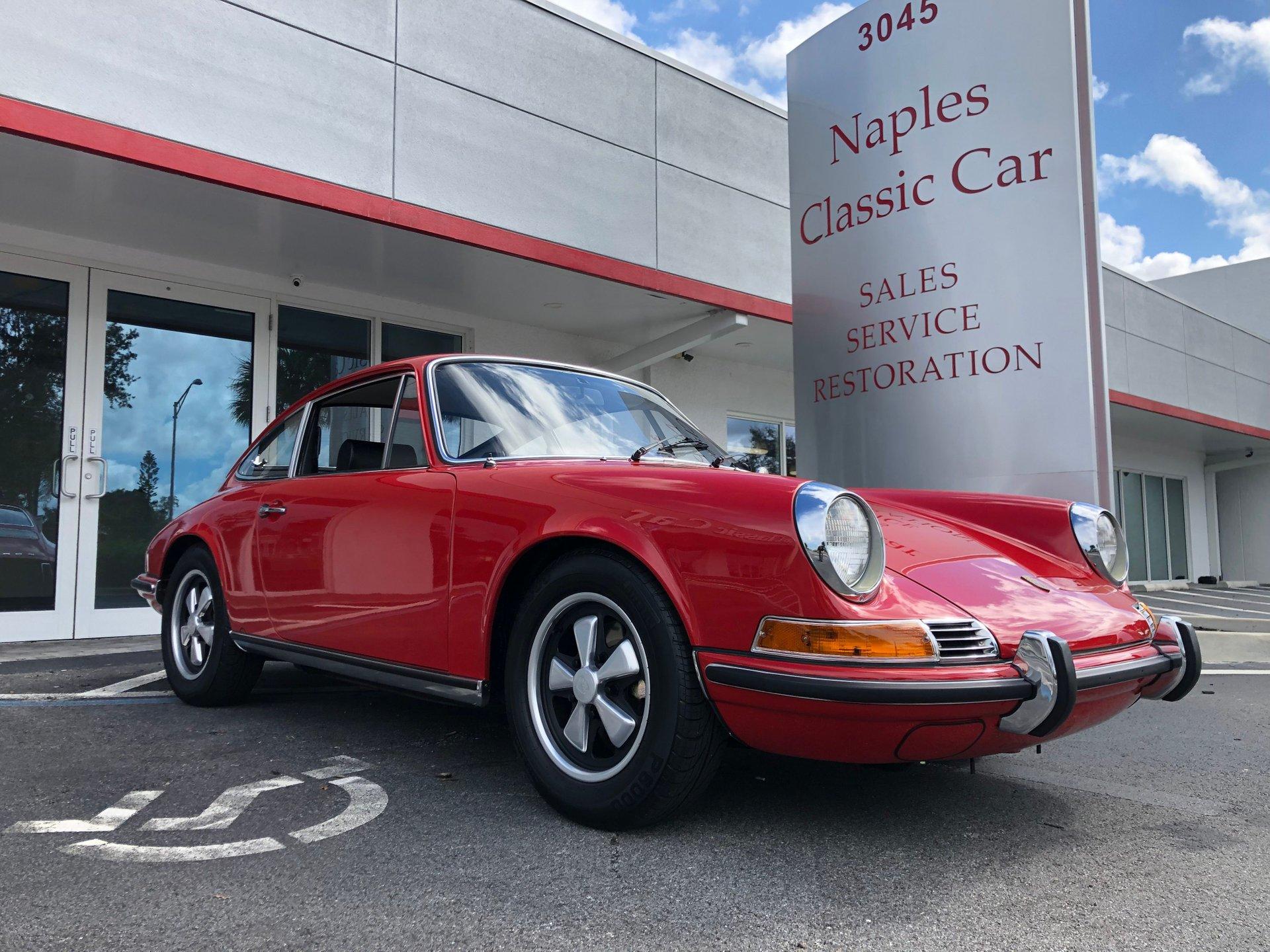 1971 porsche 911t one owner