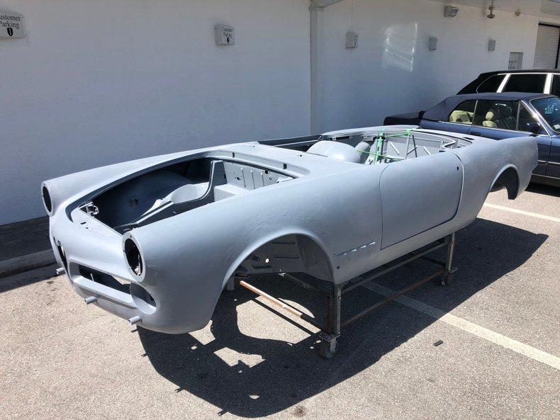 For Sale 1958 Alfa Romeo Spider