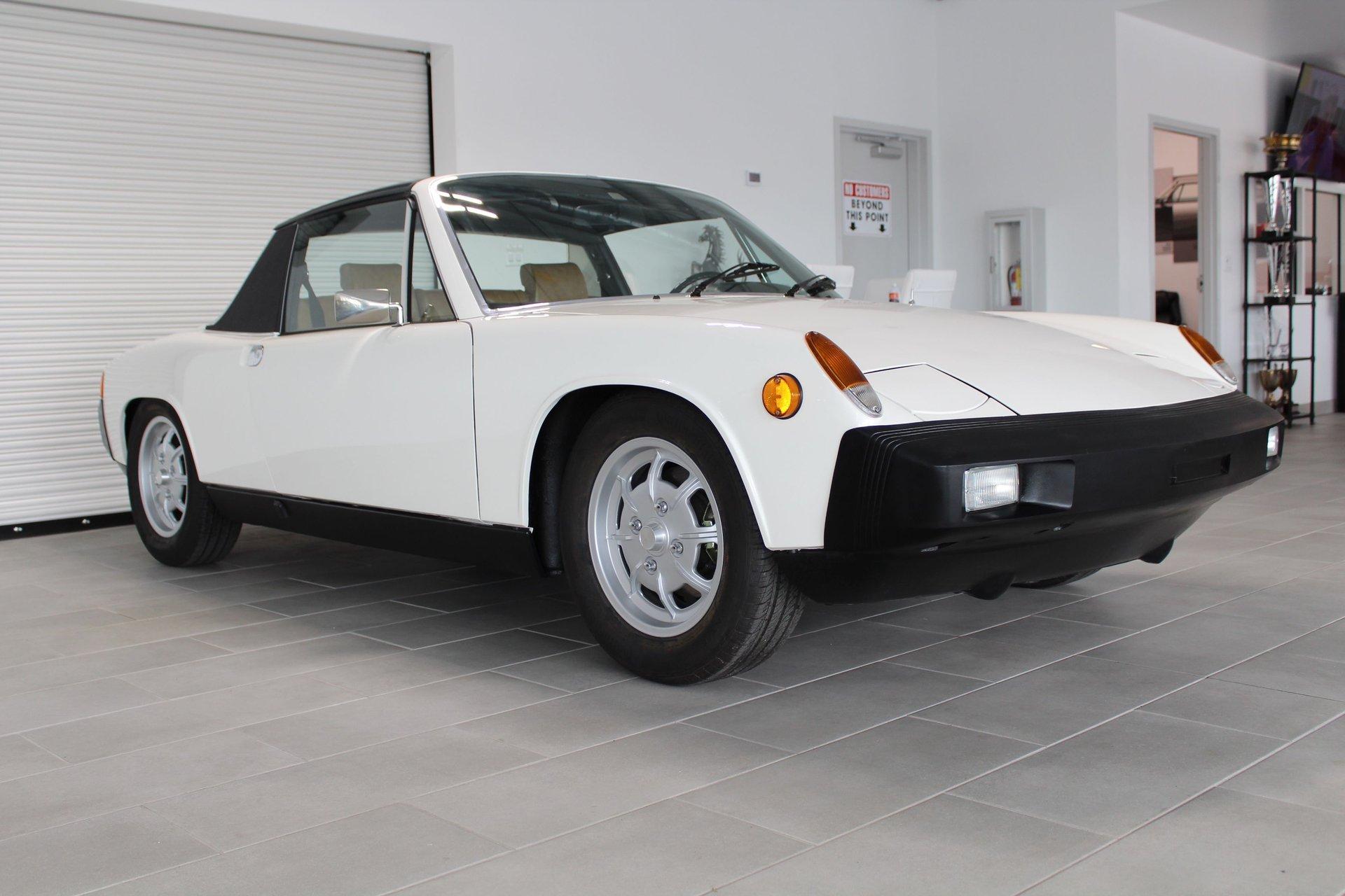 1976 Porsche 914 Naples Classic Car