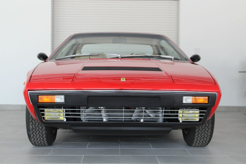 For Sale 1980 Ferrari 308GT4 Euro