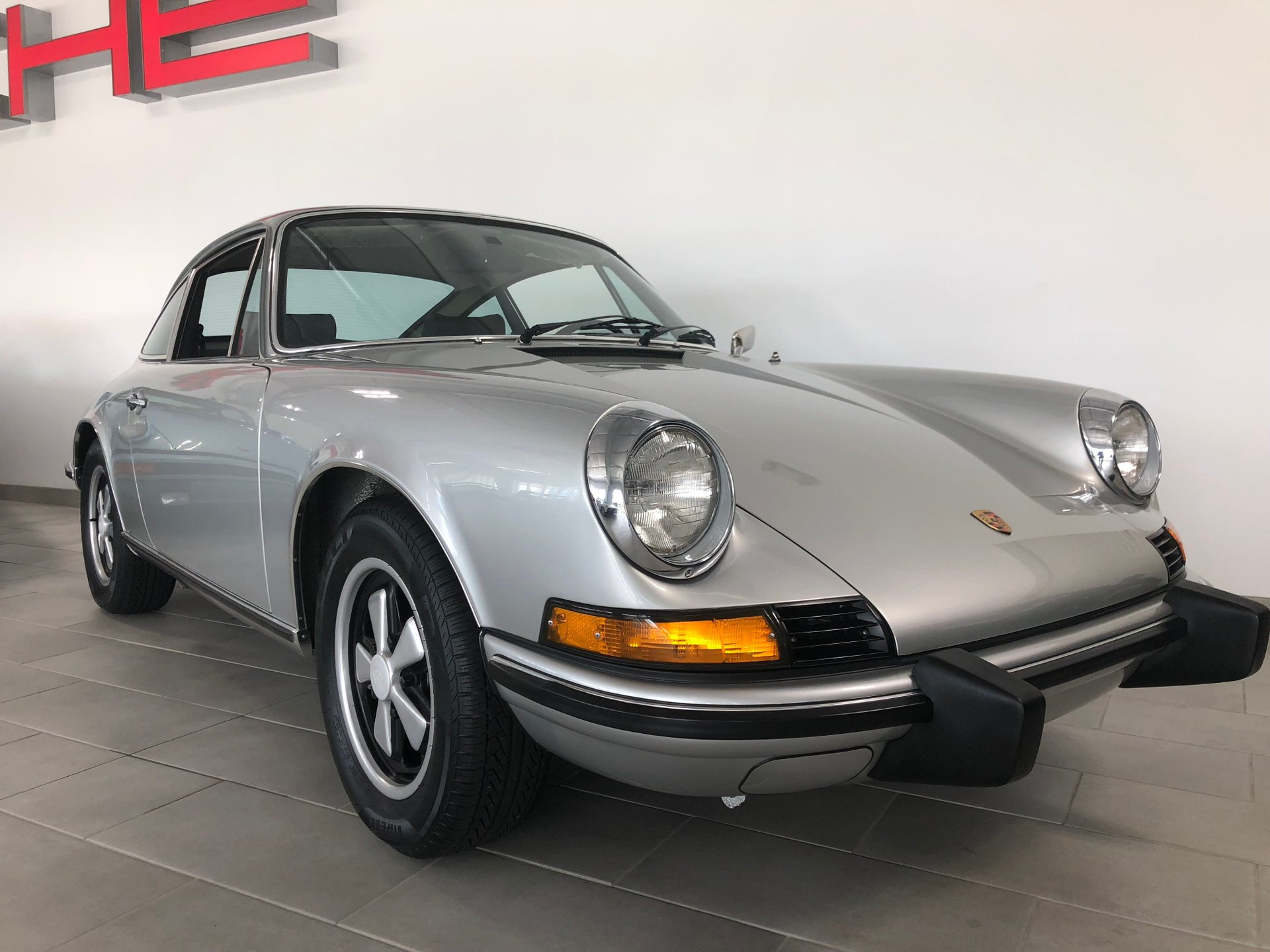 1973 porsche 911t all original 19k miles
